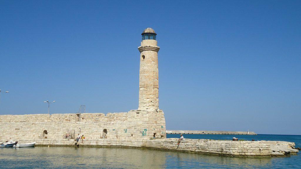 Hafen von Kreta